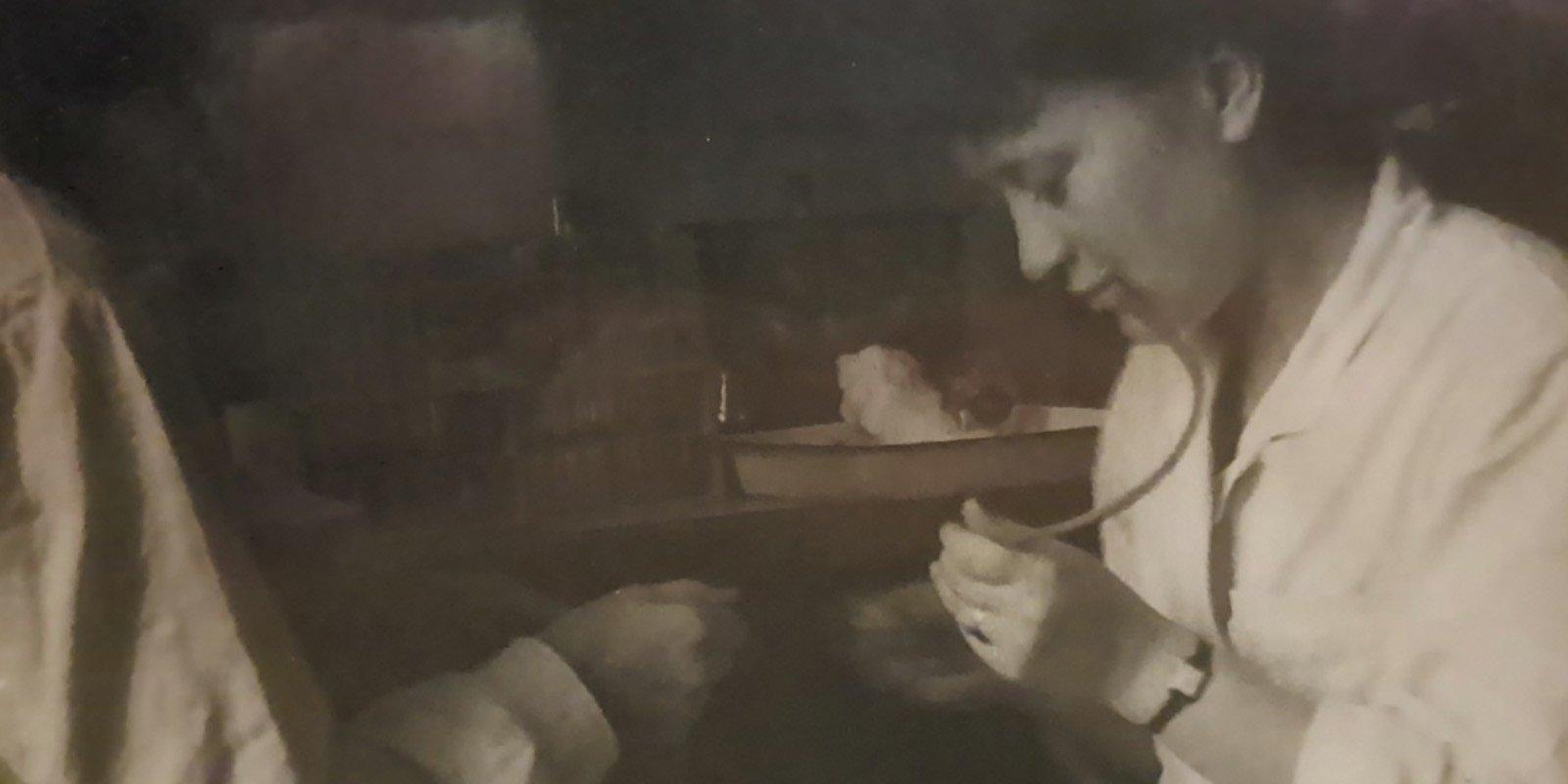 Елена Лычковская. Фото: архив семьи Лычковских