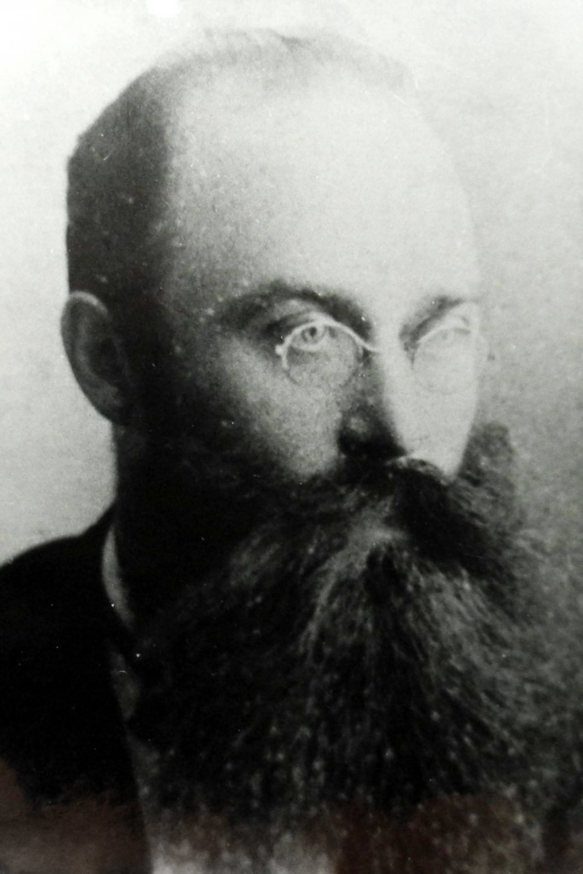 Афанасий Булгаков. 1890 год
