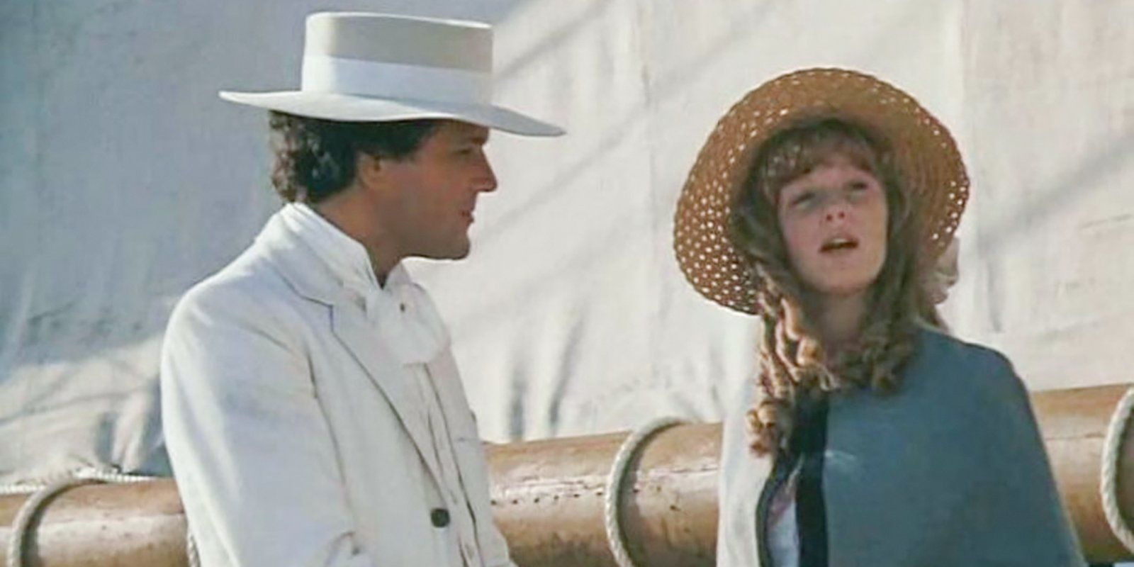 Кадр из сериала «Дети капитана Гранта». Режиссер С. Говорухин. 1985 год