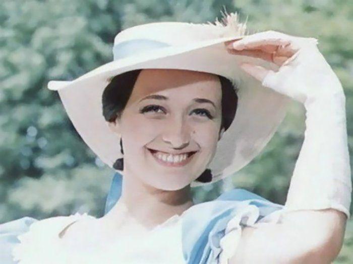 Кадр из фильма «Первая любовь». Режиссер В. Ордынский. 1968 год