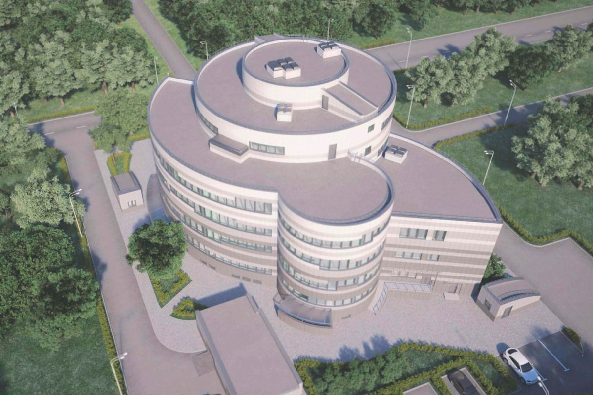 В районе Гольяново построят здание для Пенсионного фонда России