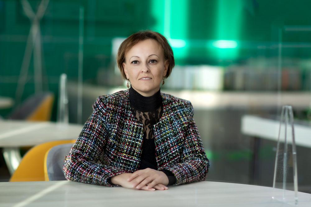 ГК «Полис Групп» Ольга Ульянова.
