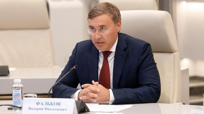 Валерий Фальков на совещании по подготовке системы высшего образования к новому учебному году