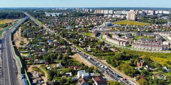 Собянин: В большинстве районов за ТТК есть практически все для жизни и отдыха