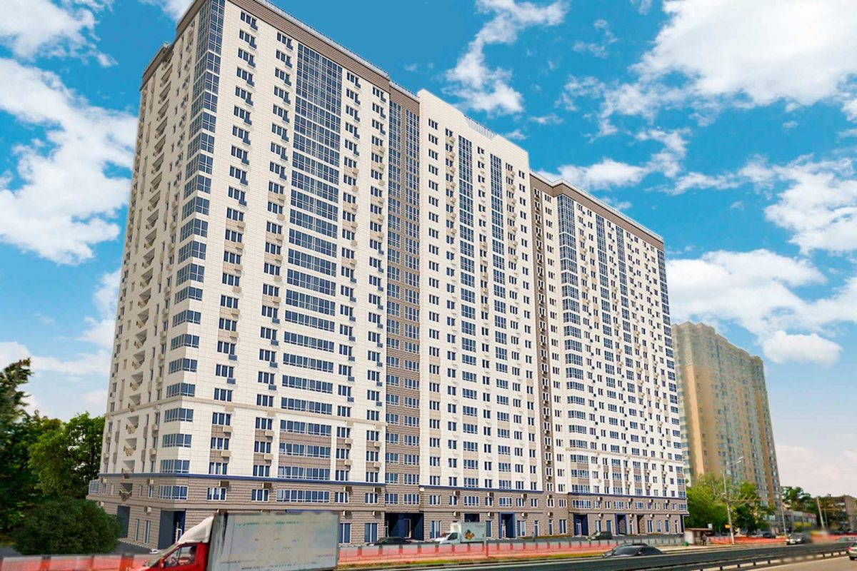 Проект дома по реновации в районе Нагорный, Варшавское шоссе, вл. 100