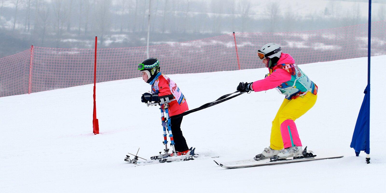 Программа «Лыжи мечты»