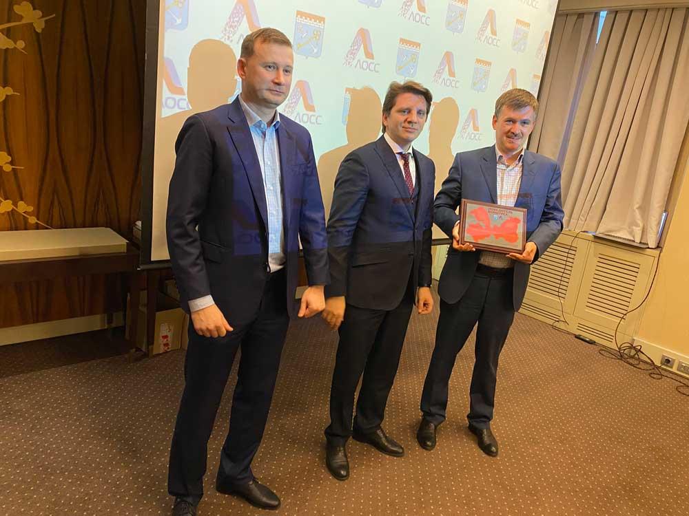 ГК «Полис Групп» получила награду за создание комфортной жилой среды