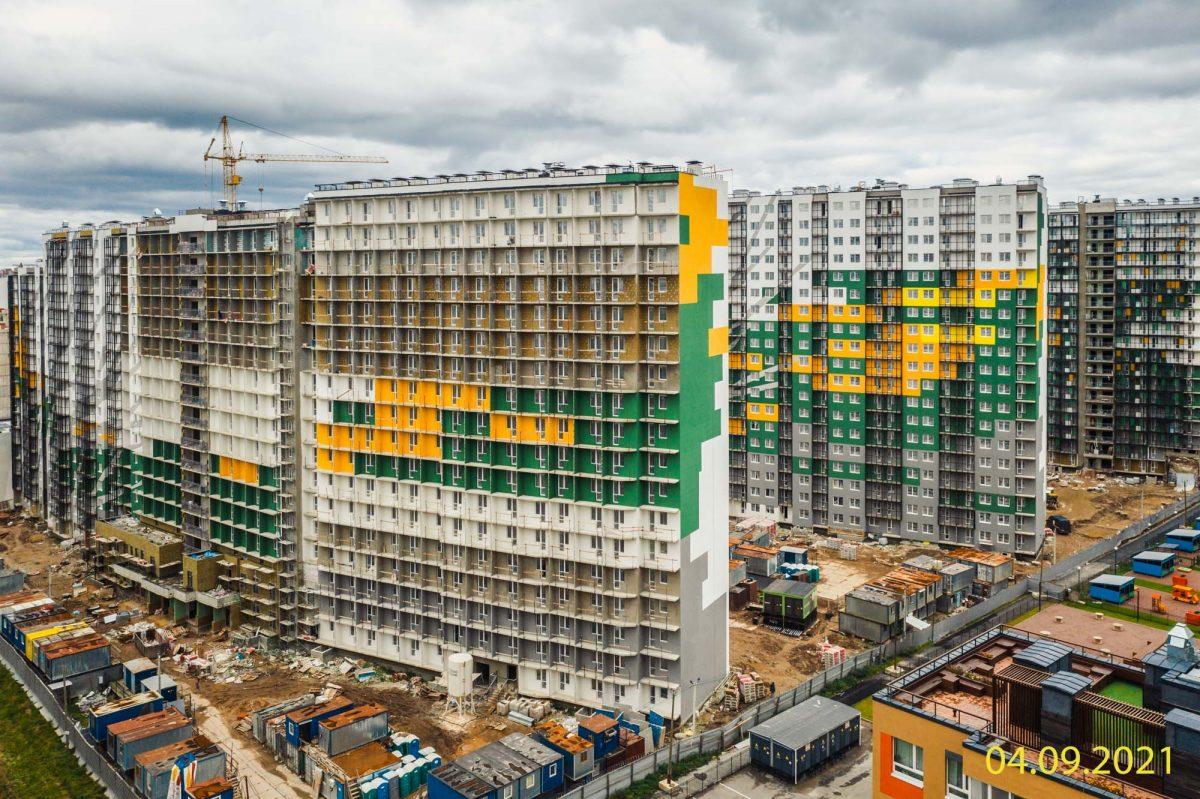 ГК «Полис Групп» улучшила позицию в ТОП застройщиков Санкт-Петербурга и области
