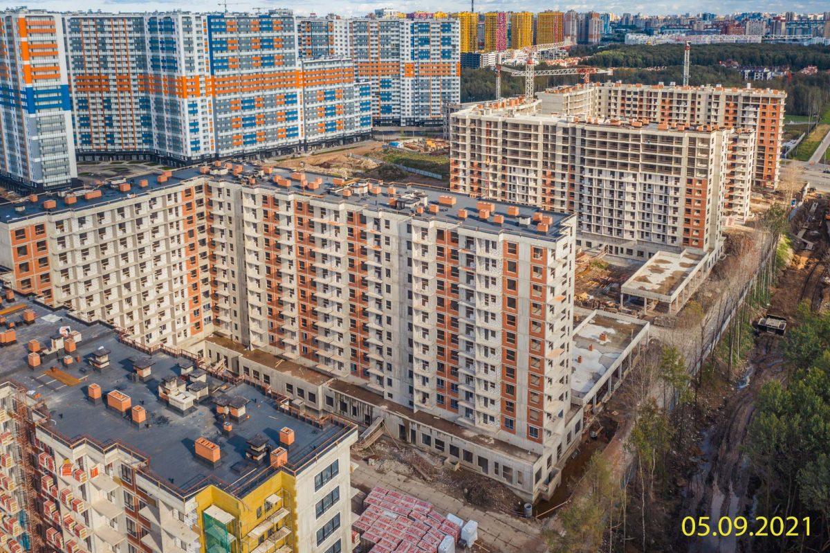 Квартиры в новой секции ЖК «Полис Приморский» от 4,4 млн рублей