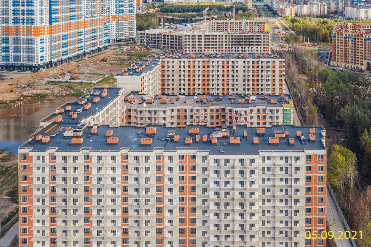 Скидки до 150 тысяч рублей на квартиры в ЖК «Полис Приморский»