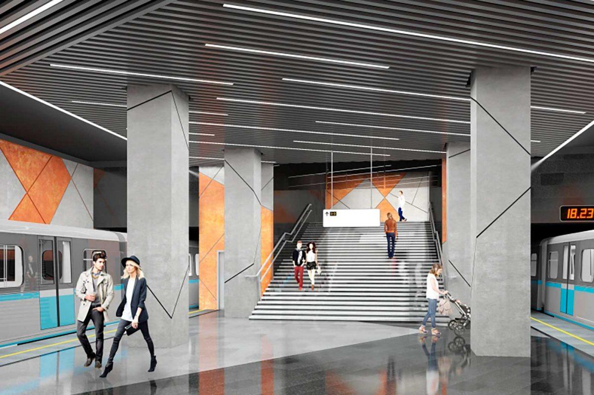 Эксперты проверили качество строительства Троицкой линии метро